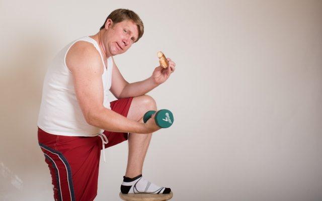 170cm94kgのデブがリバウンドして2度目のパーソナルトレーニングに行く話 vol.6