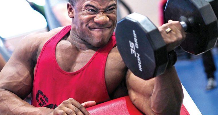 太い前腕をゲットする為のおすすめの筋トレ方法ベスト3