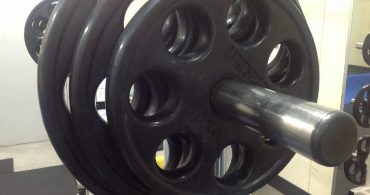 パーソナルトレーニングといえば高重量の筋トレ!危険性と2つの注意点