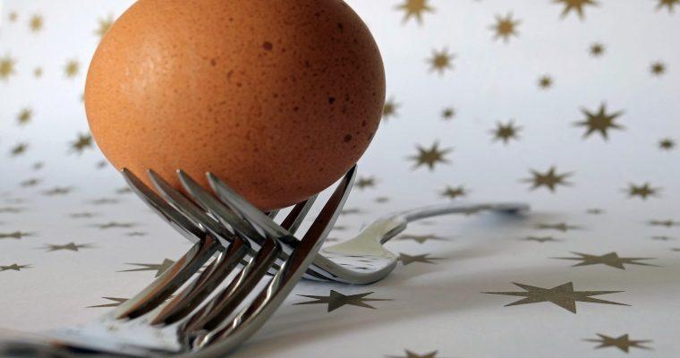 最強のプロテインは卵!白身だけか黄身も食べたほうがいい?実験結果