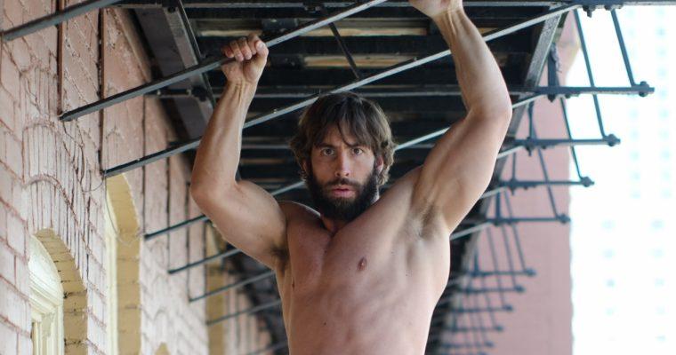 チンニング(懸垂)で背中の筋肉をつけるには回数を気にしないこと!